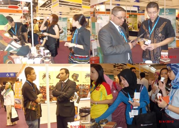 Antusias Buyer mancanegara dan Masyarakat Kuala Lumpur terhadap SemerbakCoffee