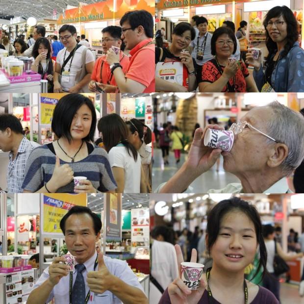 Respons Masyarakat Taiwan terhadap SemerbakCoffee